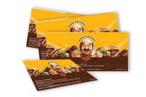 Изготовление открыток и подарочных сертификатов